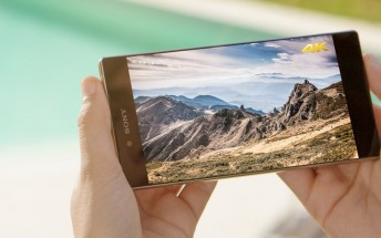Sony explains why the Z5 Premium only uses its native 4K resolution when needed