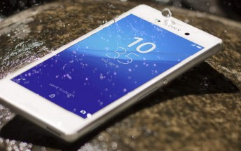 Sony changes its waterproof policy, says not to fully submerge phones