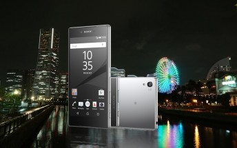 Sony Xperia Z5 Premium with world's first 4K screen unveiled