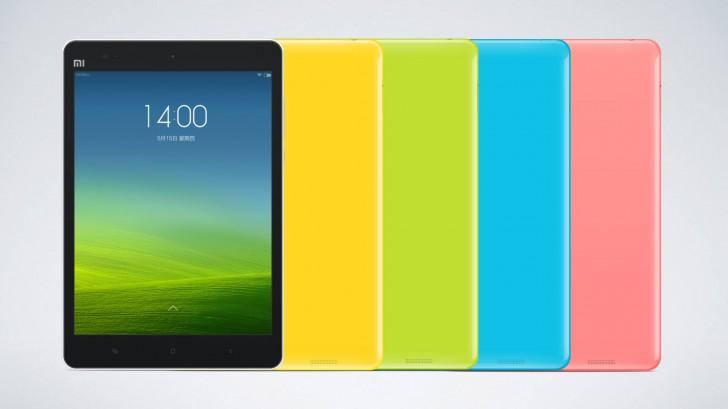 Xiaomi Mi Pad 2 :Especificações e configurações
