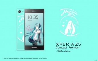 Sony rumoured to launch Xperia Z5 Compact Premium with 1080p display in Japan