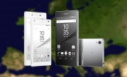 Sony Mobile UK cuts prices of Xperia Z5 family