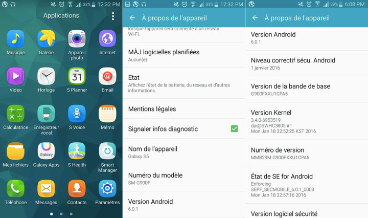 Another Samsung Galaxy S5 Receives Android 601 News 16259