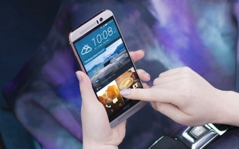 HTC One M9e launches in China: One M9 with A9's camera