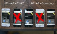 iPhone 6s: Samsung and TSMC A9 chips yield different battery life