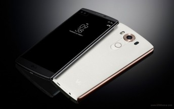 AT&T, T-Mobile, and Verizon will all sell the newly outed LG V10