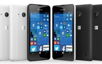 A bunch of new handsets show on the Windows 10 mobile horizon