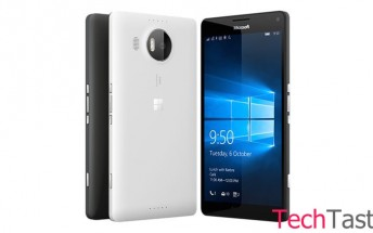 Here's another look at the Microsoft Lumia 950 and Lumia 950 XL