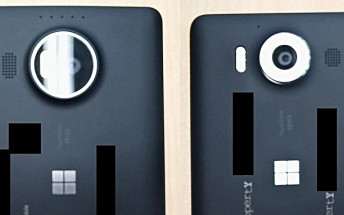 Lumia 950 will also come with triple LED flash, new leaked images reveal