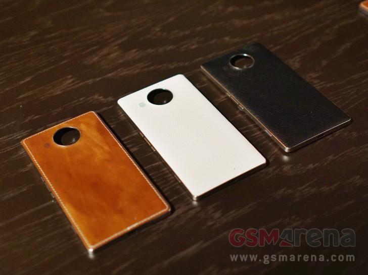 Case Design lumia 920 phone case : Genuine leather backs for Microsoft Lumia 950 and 950 XL from Mozo ...