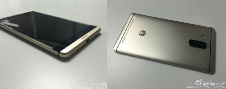 បែកធ្លាយរូបរាង Huawei Mate 8 ទាំងដែលមិនទាន់បង្ហាញខ្លួន