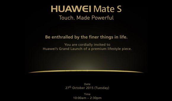 Huawei Mate S ចូលខ្លួន ដាក់លក់នៅម៉ាឡេសុី ចុះតម្លៃវិញ?