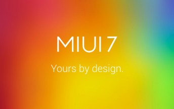 MIUI 7 will start rolling out to supported devices on October 27