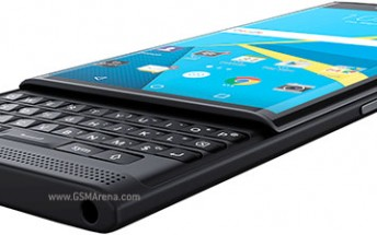 BlackBerry Priv shows up in the Netherlands