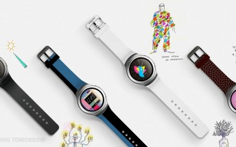 Samsung shows Gear S2 designer bands