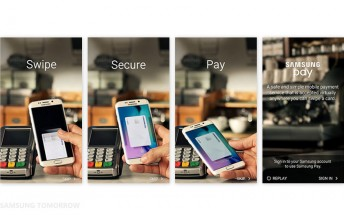 Samsung Pay coming to China, UK, and Spain in Q1 next year