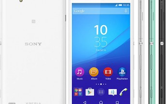 Sony Xperia C4 LTE variant now available for purchase in US