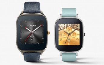Asus ZenWatch 2 hits the shelves of the US Google Store