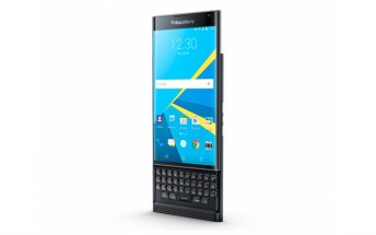 BlackBerry Priv will be available from AT&T on November 6