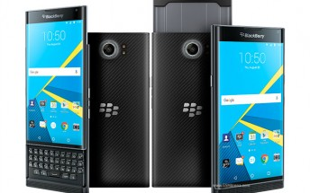 BlackBerry Priv shipping date slips to November 23 for unlocked units