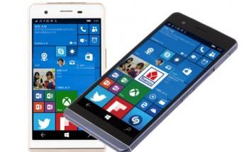 Powered by Windows 10, EveryPhone is thinnest Windows phone to date
