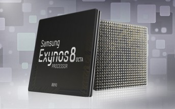 Samsung Exynos 8 Octa 8890 is official
