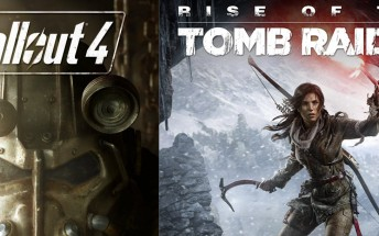 Fallout 4 and Rise of the Tomb Raider reviews are out, let the final wait begin