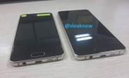 Samsung Galaxy A3 and Galaxy A5 (2016 Edition) leak in photos
