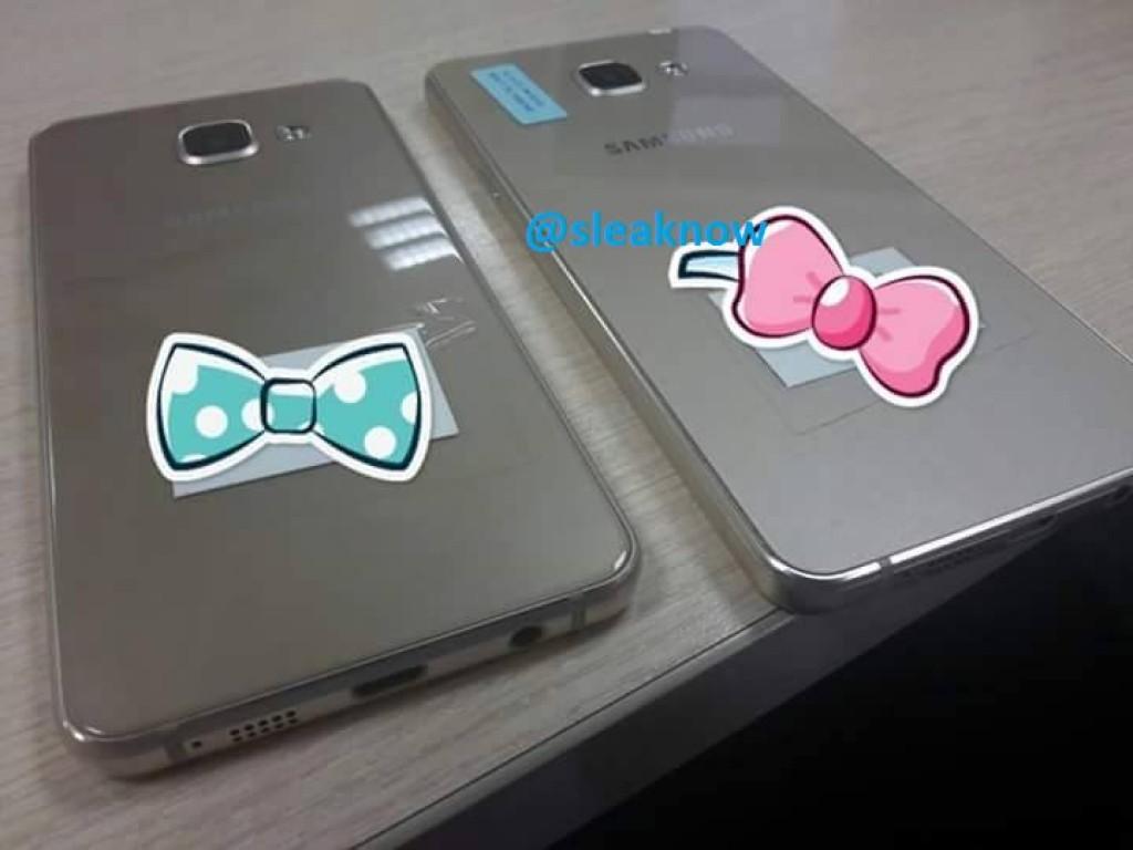 Galaxy A3 និង A5 សេរ៊ីឆ្នាំ 2016 លេចចេញមុខមាត់មកហើយ