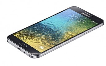Android 5.1.1 OTA is seeding for the Samsung Galaxy E7