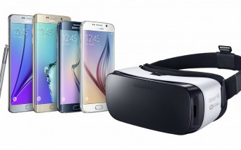 Newest Samsung Gear VR goes up for pre-order in Europe