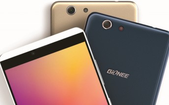 Gionee Elife S Plus goes official with AMOLED screen, USB Type-C port