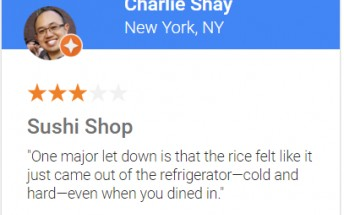 Google will reward people for posting local reviews