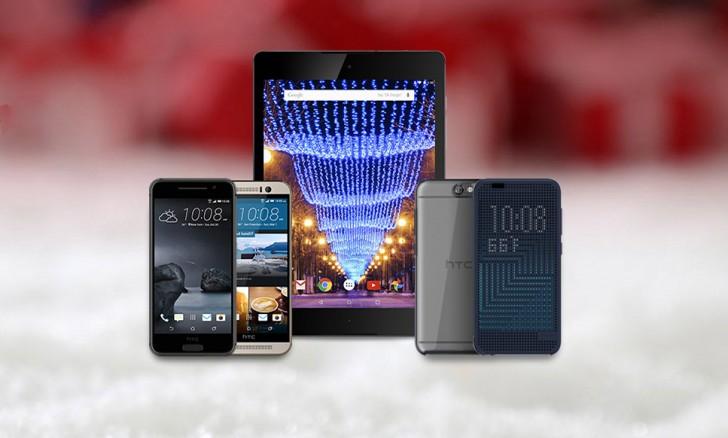 HTC ផ្តល់នៅការបញ្ចុះតម្លៃពិសេសរហូតដល់ 30% នៅសហរដ្ឋអាមេរិក
