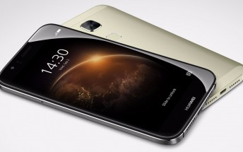 Huawei G7 Plus becomes official with metal body, 1080p screen