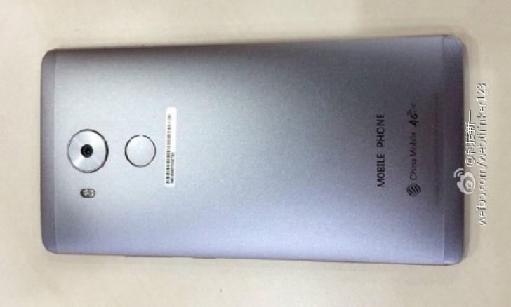 លេចចេញនូវរូបរាងថ្មីនៃស្មាហ្វូន Huawei Mate 8 ដែលមើលទៅខុសគ្នាពីរូបរាងមុន
