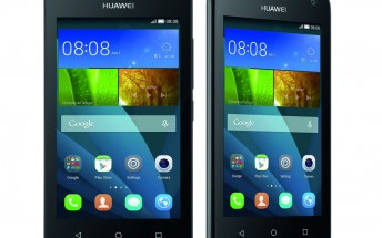 Huawei Y3 launches as the UK's cheapest smartphone