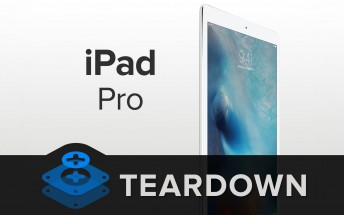 iFixit tear down the iPad Pro to find out what your money goes into