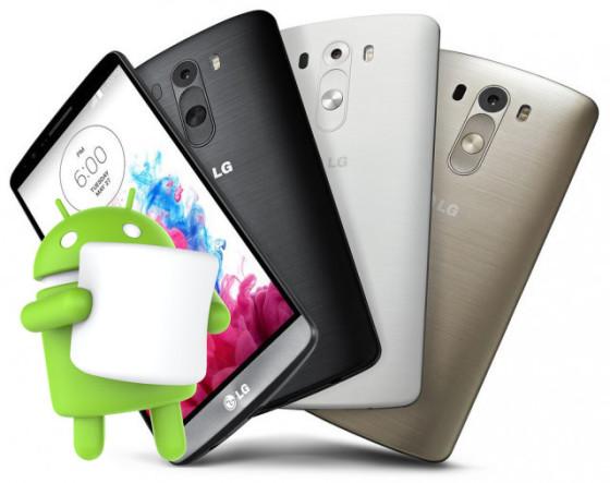 ស្មាតហ្វូន LG G3 នឹងអាប់ដែត Version ទៅកាន់ Android 6.0 Marshmallow នៅពាក់កណ្តាលខែធ្នូនេះហើយ