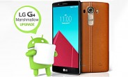 Marshmallow is rolling out for the LG G4 across Europe