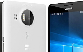 Amazon stops selling Lumia 950 XL in UK and France