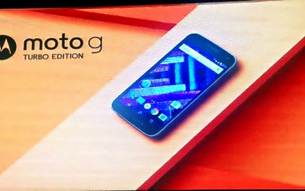SD 615-powered Moto G Turbo Edition unveiled in Mexico