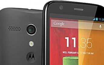 Moto G 2013 (Verizon) getting Android 5.1 Lollipop update