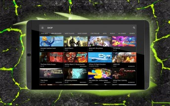New NVIDIA Shield Tablet K1 is $200, same specs as before