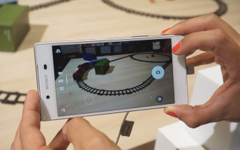 Sony rolling out new camera app to Z5 series smartphones