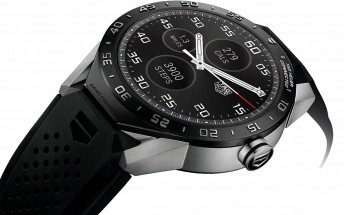TAG Heuer launches Connected, world's first Android Wear-powered luxury watch