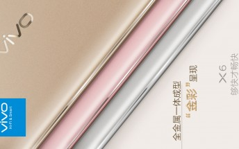 Vivo's upcoming X6 smartphone certified by China's 3C