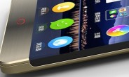 The alleged Nubia Z11 is looking fine with a curved glass and possibly a Snapdragon 820 SoC