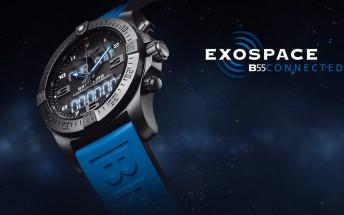 Breitling Exospace B55 is an aviator's luxury smartwatch
