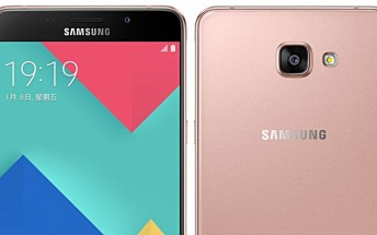 Samsung Galaxy A9 Pro shows up on Zauba
